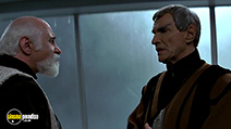 A still #22 from Star Trek 4: The Voyage Home with Walter Koenig and Robert Ellenstein