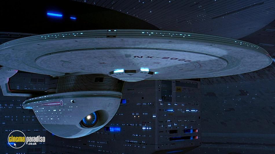 Star Trek 3: The Search for Spock online DVD rental