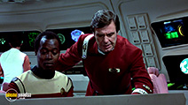 A still #14 from Star Trek 3: The Search for Spock with Phillip R. Allen
