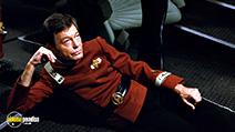 A still #29 from Star Trek 2: The Wrath of Khan with Deforest Kelley