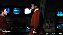 A still #23 from Star Trek 2: The Wrath of Khan with Paul Winfield and Walter Koenig