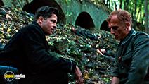 A still #23 from Inglourious Basterds with Brad Pitt and Richard Sammel
