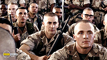 A still #28 from Jarhead with Jake Gyllenhaal and Peter Sarsgaard