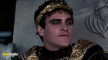 A still #45 from Gladiator with Joaquin Phoenix