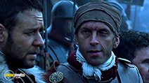 A still #42 from Gladiator with Russell Crowe and Tomas Arana