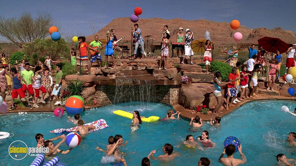 High School Musical 2 online DVD rental