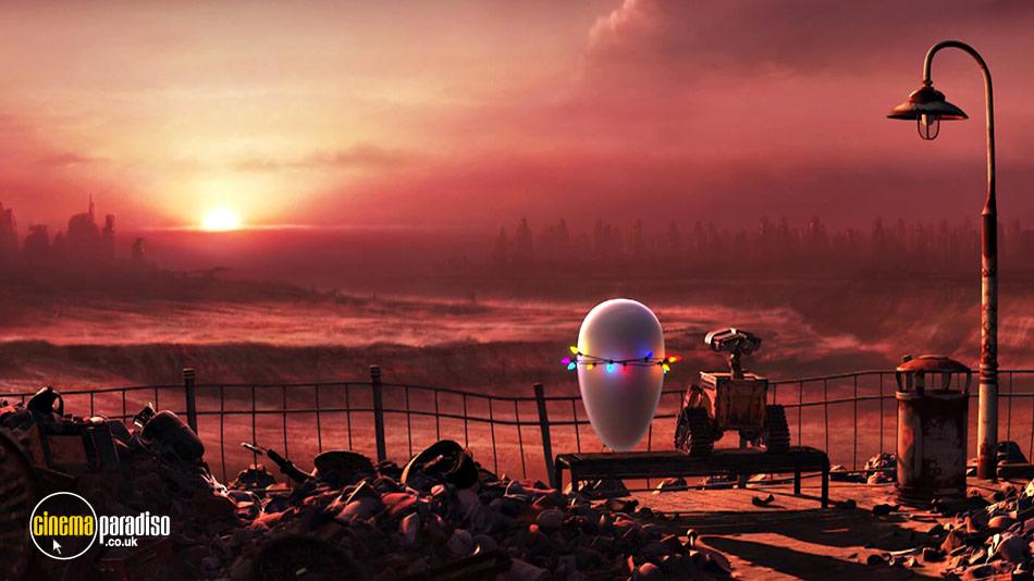 Wall-E online DVD rental