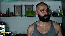 A still #23 from Ex Machina with Oscar Isaac