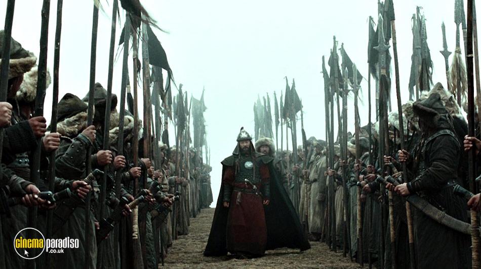 Mongol (aka Mongol: The Rise of Genghis Khan) online DVD rental