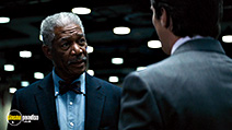 A still #22 from The Dark Knight with Morgan Freeman