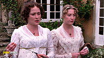 A still #29 from Pride and Prejudice with Jennifer Ehle and Susannah Harker