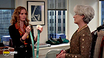 A still #21 from The Devil Wears Prada with Meryl Streep and Rebecca Mader