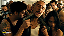 A still #33 from District 13 with David Belle, Bibi Naceri and Dany Verissimo-Petit