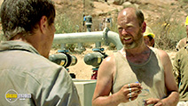 A still #37 from Bad Land: Road to Fury with Michael Shannon and Robert Hobbs