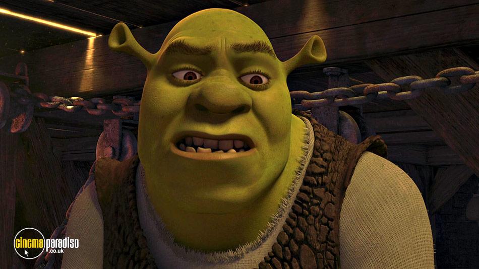 Shrek the Third online DVD rental