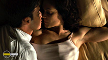 A still #25 from Pathology with Milo Ventimiglia and Alyssa Milano