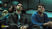 A still #24 from Pathology with Michael Weston and Keir O'Donnell