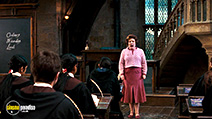 A still #28 from Harry Potter and the Order of the Phoenix with Imelda Staunton