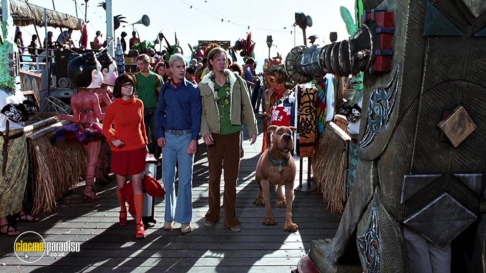Scooby-Doo: The Movie online DVD rental