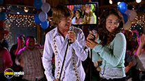 A still #32 from High School Musical with Zac Efron and Vanessa Hudgens