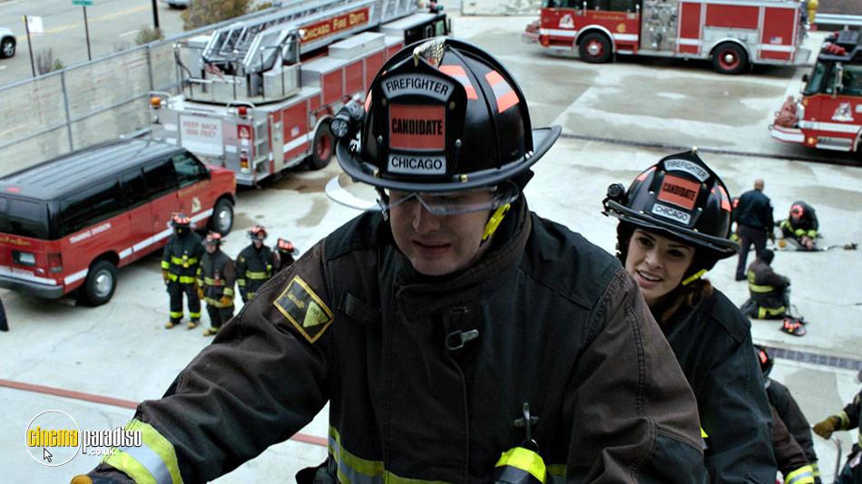 Chicago Fire: Series 2 online DVD rental
