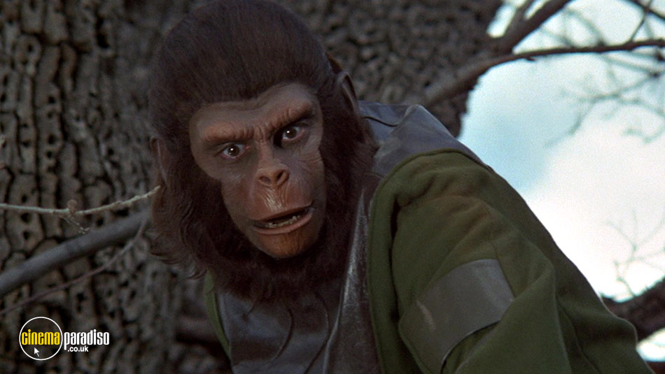 Battle for the Planet of the Apes online DVD rental