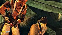 Still #2 from Final Fantasy VII: Advent Children