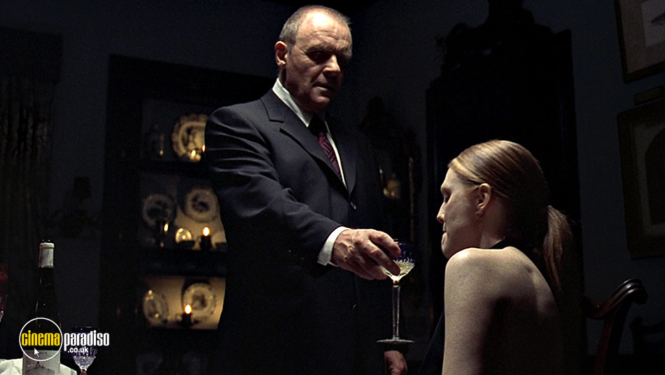 Hannibal online DVD rental