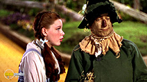 A still #6 from The Wizard of Oz (1939) with Judy Garland and Ray Bolger