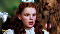 A still #4 from The Wizard of Oz (1939) with Judy Garland and Bert Lahr
