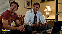 A still #25 from The Other Guys with Mark Wahlberg and Will Ferrell