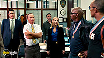 A still #23 from The Other Guys with Michael Keaton