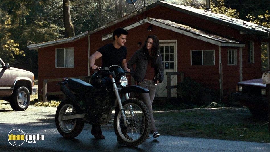 Twilight: Eclipse online DVD rental
