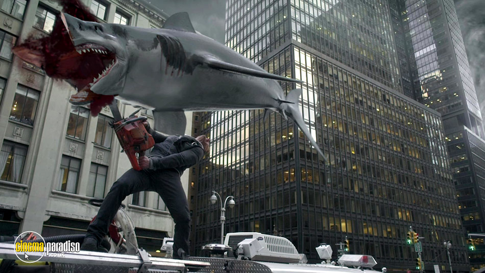 Sharknado 2: The Second One online DVD rental