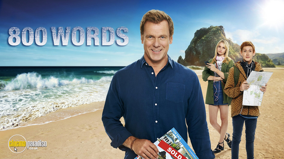 800 Words online DVD rental