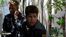 A still #15 from Point Break with Daniel Beer and Julian Reyes