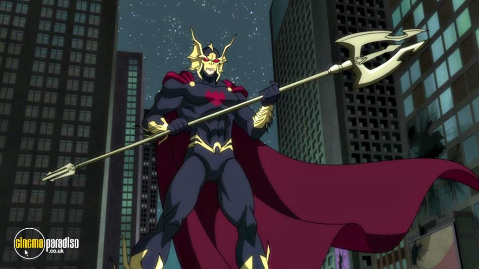 Justice League: Throne of Atlantis online DVD rental
