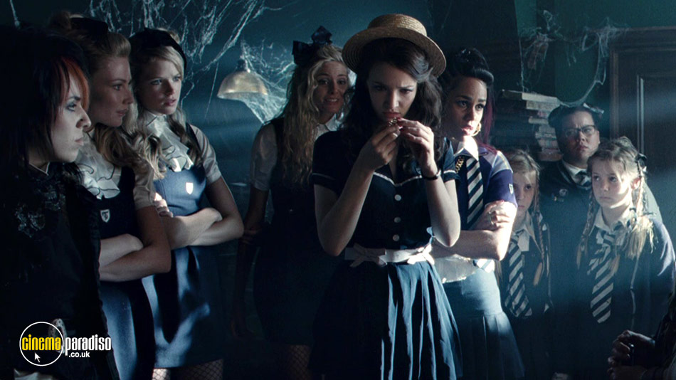 St Trinian's 2: The Legend of Fritton's Gold online DVD rental