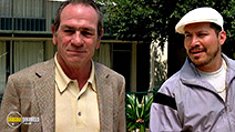 A still #32 from In the Electric Mist with Tommy Lee Jones and Julio Cedillo