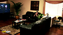 A still #19 from Paranormal Activity with Katie Featherston