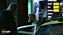 A still #20 from Collateral with Tom Cruise and Jamie Foxx