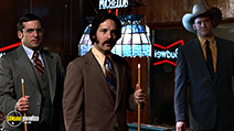A still #28 from Anchorman: The Legend of Ron Burgundy with David Koechner, Paul Rudd and Steve Carell