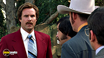 A still #27 from Anchorman: The Legend of Ron Burgundy with Will Ferrell