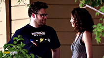 A still #32 from Bad Neighbours with Rose Byrne and Seth Rogen