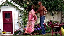 A still #35 from True Blood: Series 2 with Rutina Wesley and Mehcad Brooks