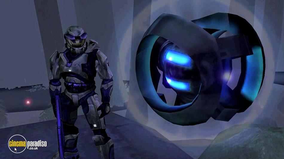 Halo Legends online DVD rental