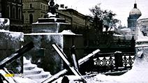 Still #6 from Attack on Leningrad