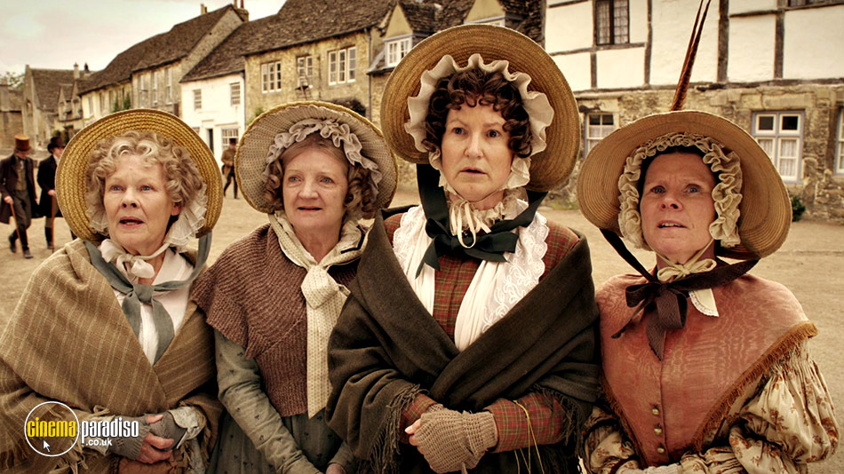 Return to Cranford online DVD rental