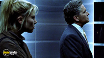 A still #18 from The Game with Michael Douglas and Deborah Kara Unger