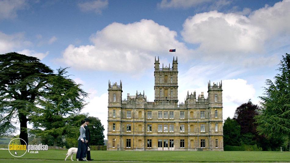 Downton Abbey: Series 1 online DVD rental